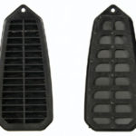 This is an image of a 1968-69 Camaro OEM Style Door Jamb Vent, Gm Licensed