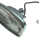 This is an image of a 1968 Camaro Standard Park Light Assembly, Correct Reproduction