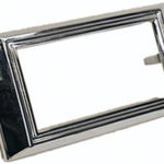This is an image of a 1968 Camaro Side Marker Light Bezel, Show Quality