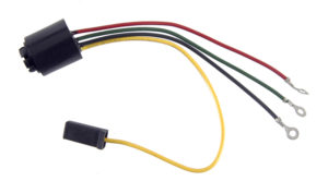 This is an image of the 1968 or 1969 Camaro Low Fuel Warning Module
