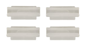 This is an image of the 1967-69 Camaro Headliner Bow Clips which fits Firebirds as well.