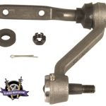 This is an image of a 1967 Camaro Or Firebird Idler Arm Assembly, GM Licensed