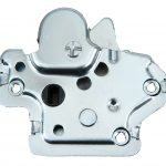 This is an image of a 1967-69 Camaro Or Firebird Trunk Latch Assembly, Correct