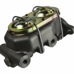This is an image of a 1967-69 Camaro Master Cylinder, Replacement Style which also fits a 1967-69 Firebird.