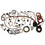 This is an image of a 1970-73 Camaro Complete Wiring Kit, Classic Update Series