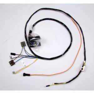 This is a stock image of a Camaro Engine Wiring Harness