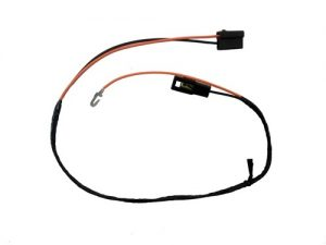 This is an image of a 1970-79 Camaro Glove Box Light Extension Harness, Without AC