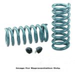 """This is an image of a pair of 1967-69 Camaro Or Firebird Hotchkis Coil Springs, Small Block, 3"""" Drop"""