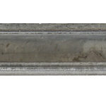 This is an image of a 1968-69 Camaro Or Firebird Front Door Glass Sash Channel