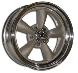 This is an image of a Vintage Wheel Works V45 High Performance Aluminum Wheel