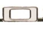 This is an image of a 1969 Camaro Z28 302 Hood Emblem, GM Licensed for cowl induction hood