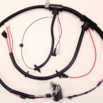 This is an image of a 1975-79 Camaro Engine Wiring Harness, V8, Correct Reproduction