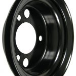 This is an image of a 1967-68 Camaro Big Block Power Steering Add-On Pulley