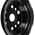 This is an image of a 1967-68 Camaro Small Block Power Steering Add-On Pulley