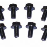 This is an image of a 1967-70 Camaro Or Firebird Rear Differential Cover Bolt Set