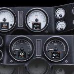 This is an image of a set of 1970-81 Camaro Dakota Digital HDX Gauges