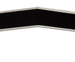 This is an image of a 1968 Camaro Standard Grille Molding, Upper, GM Licensed