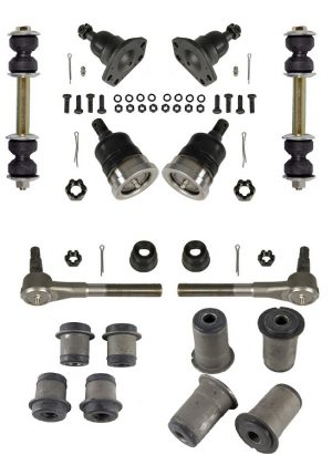 This is an image of a 1967-69 Camaro Front Suspension Basic Overhaul Kit, GM Licensed