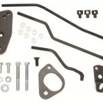 This is an image of a 1973-74 Camaro Hurst Competition Plus Shifter Linkage Set, Muncie