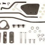 This is an image of a 1974-81 Camaro Hurst Competition Plus Shifter Linkage Set, T-10