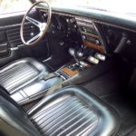 This is an image of a 1967-68 Camaro Coupe Basic Interior Kit, Standard Upholstery