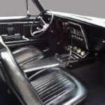 This is an image of a 1967 Camaro Coupe Basic Interior Kit, Standard Upholstery