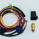This is an image of a COLD CASE Electric Fan Relay Wiring Kit