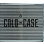 This is an image of a 1967-1969 Camaro COLD CASE Small Block Aluminum Performance Radiator, Auto Trans