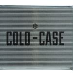 This is an image of a 1967-1969 Camaro COLD CASE Small Block Aluminum Performance Radiator, Manual Trans