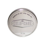 This is an image of a COLD CASE Polished Billet Aluminum Radiator Cap