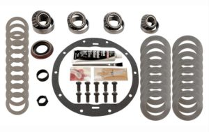 This is an image of a 10-Bolt Rear End Differential Master Rebuild Kit