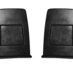 This is an image of a 1971-78 Camaro Or Firebird Seat Back Panels, Pair