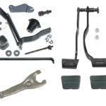 This is an image of a 1969 Camaro Master Clutch Linkage Kit, Big Block, For Non-Power Brakes