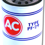 This is an image of a 1968-69 Camaro Long Oil Filter, Original Style