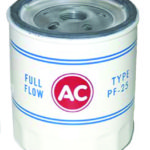 This is an image of a 1969-74 Camaro Short Oil Filter, Original Style