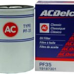 This is an image of a 1968-81 Camaro Long Oil Filter, Longer Style