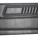 This is an image of a pair of 1970-71 Camaro Standard Front Door Panels