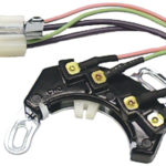 This is an image of a 1967 Camaro or Firebird Neutral Safety & Back Up Light Switch, Floor Shift, TH-400