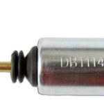 This is an image of a 1970-72 Firebird Functional Shaker Hood Scoop Solenoid, GM Licensed
