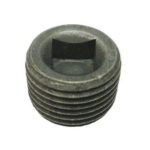 This is an image of a Intake Manifold Plug, Recessed Square Head, GM