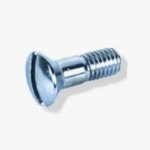 This is an image of a 1967-69 Camaro Or Firebird Inner Rear View Mirror Mounting Screw