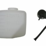 This is an image of a 1967-69 Camaro Or Firebird Windshield Washer Jar Kit, Correct Reproduction
