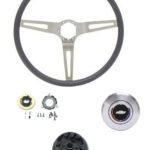 This is an image of a 1967-68 Camaro NK1 Comfort Grip Steering Wheel Kit