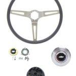This is an image of a 1967-68 Camaro NK1 Comfort Grip Steering Wheel Kit