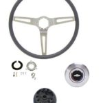 This is an image of a 1969-81 Camaro NK1 Comfort Grip Steering Wheel Kit, Tilt