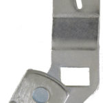 This is an image of a 1968-69 Camaro TH-350 & 400 Transmission Selector Lever, Floor Shift