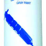 This is an image of a Shock & Inner Rally Wheel Gray Spray Paint, 12 Ounce Can