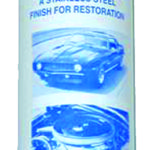 This is an image of Stainless Steel Restoration Spray Paint, 12 Ounce Can