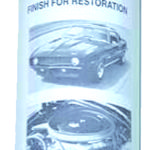 This is an image of Cast Iron Restoration Spray Paint, 12 Ounce Can