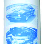 This is an image of High Temp Cast Iron Restoration Spray Paint, 12 Ounce Can